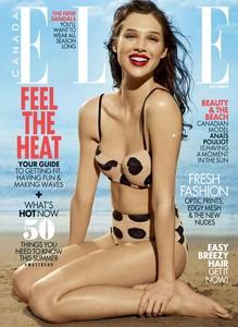 Elle Magazine (July 2015) Canada