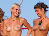 Kazantip - Festival nudists (8537pics) A large archive of private photos