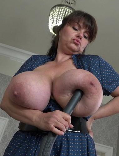 Milena Velba – Squeezing her Gigantic Tits  Eco Power 720p