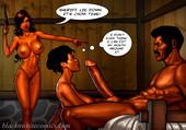 Blacknwhitecomics - True Dick