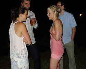 Rosario dawson takes nude