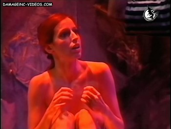 Anabel Cherubito topless damageinc video