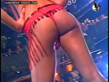 Ingrid Grudke perfect butt in thong damageinc video