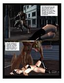 Battle Strength - Aurora Hart - Aurora vs Silvertalon - Ep. 2