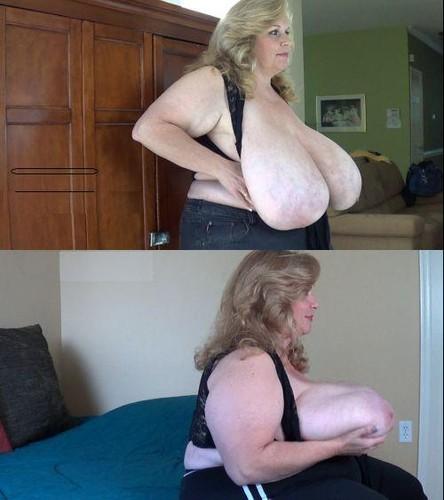 Suzie 44K   Busty Striptease Bounce HD720