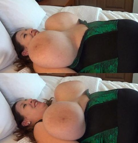 Mara aka Winkingdaisys   Sexy On Back Jiggle Show HD 720P