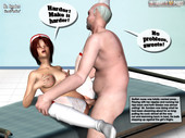 "Ultimate 3D Porn - Mr. Sunders and His Penis ""Problem"". Part I"