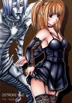 2Stroke YTS Takana Death Note MuZ English Hentai Manga Doujinshi