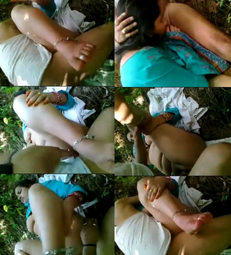 Couple outdoors shameless fucking