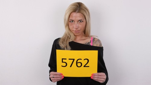 HD Czech Casting Barbora 5762